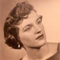 Jacqueline Mae Wells