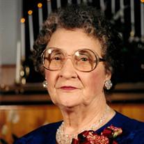 Margaret Imogene  Adams