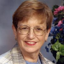 Mrs. Doris Jean George Ford