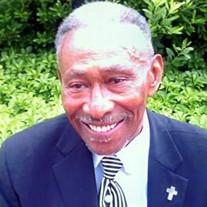 Rev. John Edward Robinson I