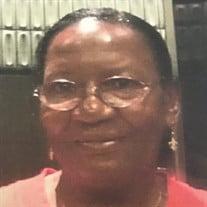 Mrs. Mary Ruth Barnes Epherson