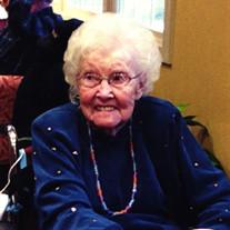 Edith Lorine Armsteardt