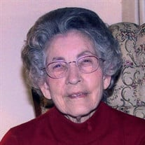 Mrs. Mary Virginia Reid Johnson