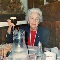 "Mrs. Mildred ""Milanne"" Walsh Burns"