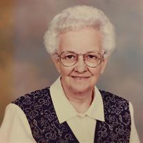 """Margaret E. """"Peg"""" Miller"""