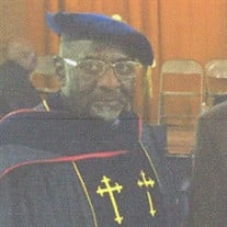 ArchBishop Dr. Willie G. Alexander