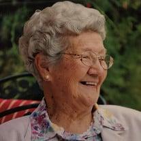 Marjorie Elizabeth Williams