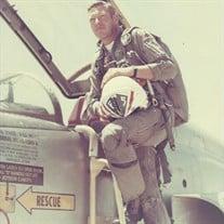 Maj. Donald Frederic Crane