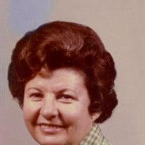 Opal Louella Zinck