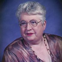 Frances Hedwig Wermter