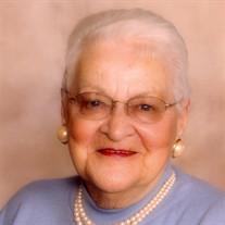 Mrs. Marjorie Bernice Goodwin