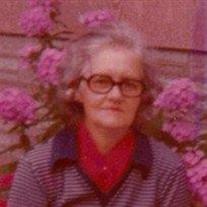 Mamie Ethel Scrivener (Buffalo)