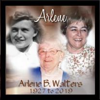 Arlene B. Walters