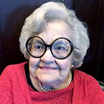 Mrs. Ida Moorvitz Greenfield