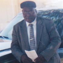 Rev. G.B. Coleman Sr.