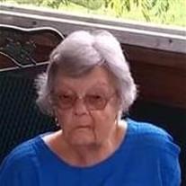 Maxine Eva Hughes Bruce