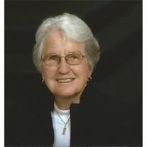 Margaret Jayne Clement