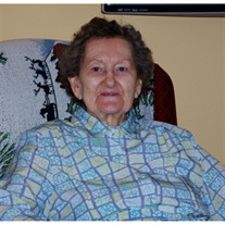Edith May Bradshaw