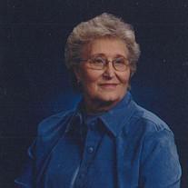 Yvonne Mae Thompson