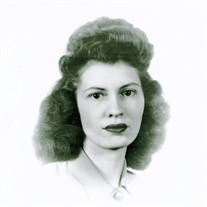 Agnes (Irene Beers) Schiller