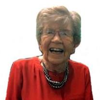 Audrey Mae Buchanan