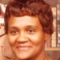 Mrs. Mary Louise (Boddie) Morgan