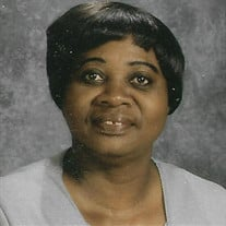 Mrs. Jeanette Busby Richard