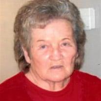 Frances Clark Holt