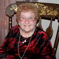 Mrs. Dorothy May Stamm