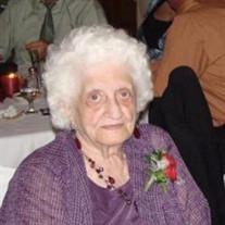 Doris Margaret Hill