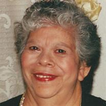 Maria Amparo Garza
