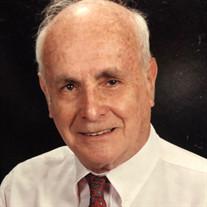 Donald Balthaser Albright