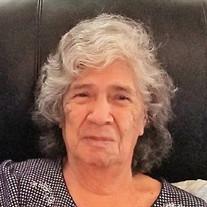 Maria Dolores Sagaribay