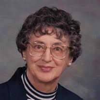 Gloria Eva Wolcott