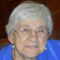 Sandra Jean Paffenback