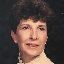 Carolyn Josephine Schofield