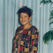 Mrs. Sarah Moore-Evans