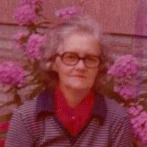 Mrs.  Mamie Ethel Scrivener