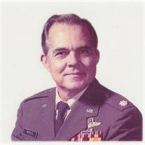 John  D. Woods, Lt. Col. USAF Ret.