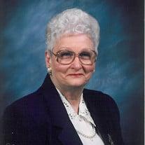 Mrs. Bonnie  Tolbert Evans