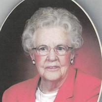 """Olive Katherine """"Lynne"""" Ryder"""