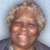 Missionary Betty Jean Johnson
