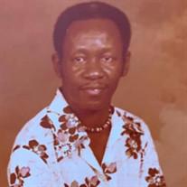 Mr. Leroy S.W. Rivers