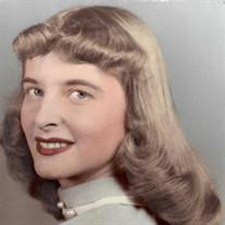 Mary Elizabeth Cozart