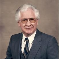 """Carroll Edward """"Moe"""" Lambert"""