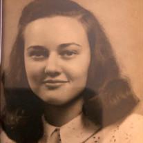 Mary Elizabeth Robinson