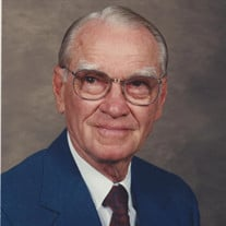 Reverend Frederick Hewitt