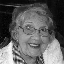 Evelyn Marjorie Erickson
