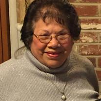 Mary  Luisa Alvarez