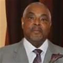 Deacon Algenor Sterling Johnson